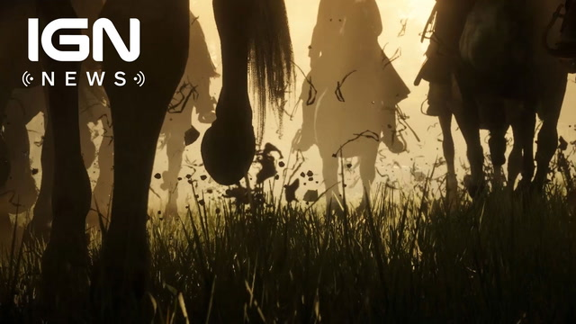 Red Dead Redemption 2 Publisher Defends Single-Player Games - IGN News