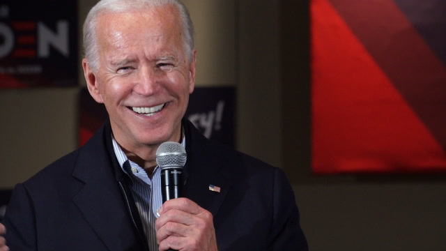 'I'm asking for your help': Biden tries to make up ground in Iowa on 'No Malarkey' bus tour