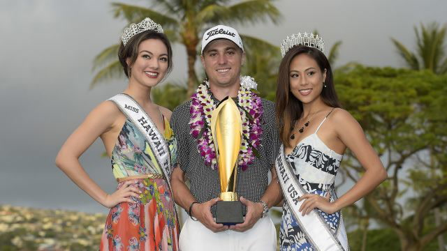 Retracing Justin Thomas' Remarkable 2017 Around The World