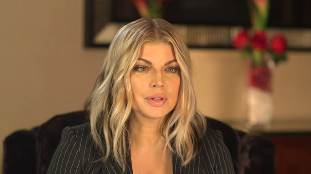 Fergie: I'm a 'touchy, feely, sensitive mommy'