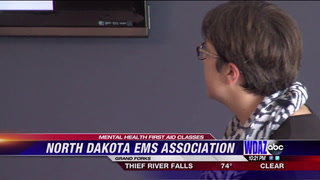 North Dakota EMS Association holds Mental Health First Aid Classes