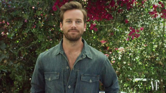Learn Armie Hammer's Favorite Pump-Up Song