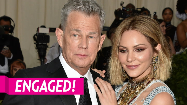 American Idol's Pia Toscano Says Tourmate David Foster and Fiancee Katharine McPhee 'Bring Out the Best in Each Other'