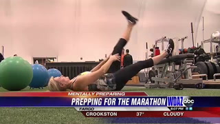 Mental preparation just as key as conditioning for Fargo Marathon