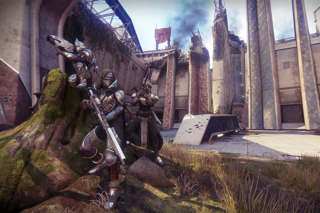 Destiny 2: Iron Banner Fire Pit Control Gameplay