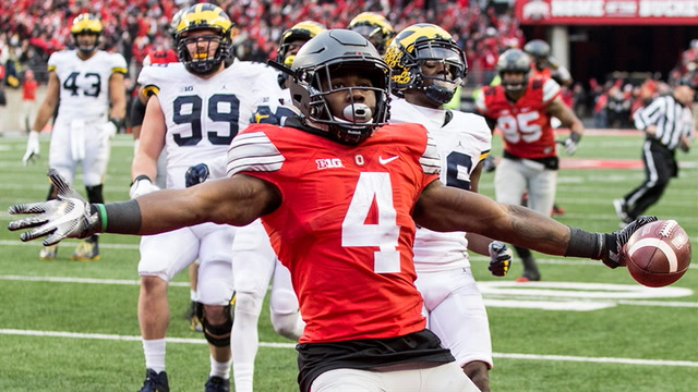 COMPLICATED   Ohio State v Michigan   College Football on FOX