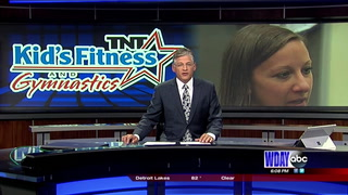 TNT gym for kids with disabilities