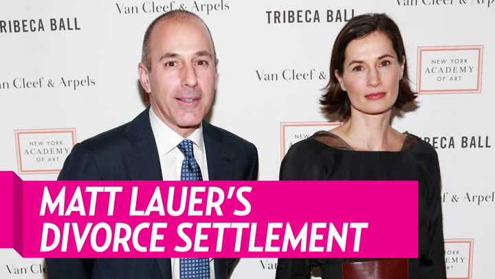 What Matt Lauer Will Get — and Lose — in His Divorce Settlement From Estranged Wife Annette Roque