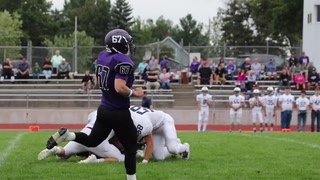 Little Falls Football vs Chargers