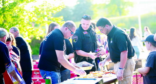 Cloquet residents enjoy National Night Out