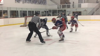 Brookings skates past Marlin boys