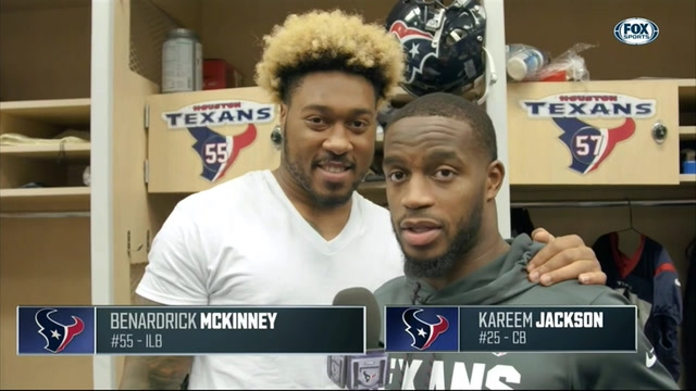 Which teammate would you not let borrow your car | Texans Buzz