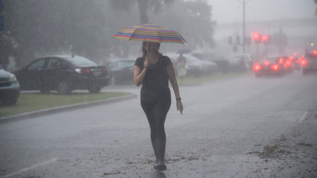 Torrential rain, winds from Tropical Storm Barry slated to slam Louisiana