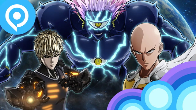One Punch Man: A Hero Nobody Knows - Character Trailer #2 - Gamescom 2019
