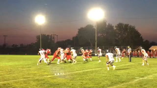Gregory Vs Parkston Highlights