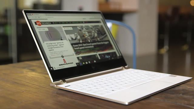 Top new features of the 2017 HP Spectre 13