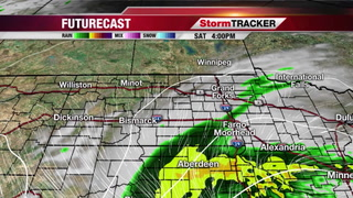 Rain Developing Later Today