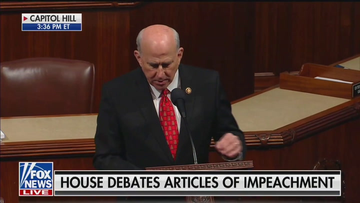 Rep. Louie Gohmert Melts Down on House Floor After Jerry Nadler Accuses Him of Spouting 'Russian Propaganda'