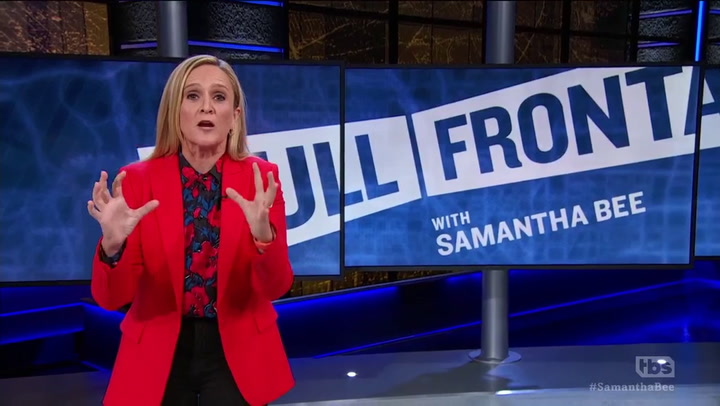 Samantha Bee Compares Trump to El Paso Shooter: Both 'Racist Monsters'