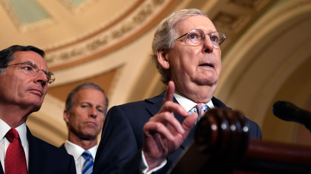 McConnell on New York Times: 'They ought to be embarrassed'