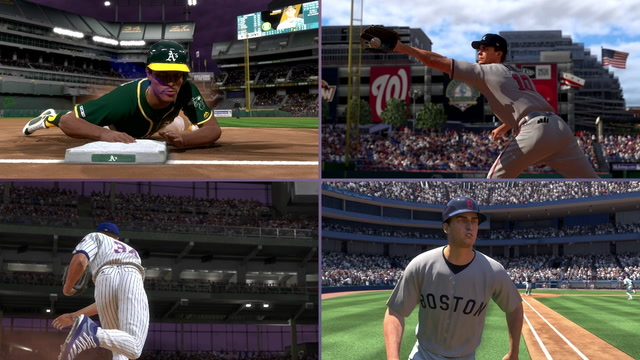 MLB The Show 19 - Bite Size Legends and Flashbacks Trailer