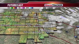 StormTRACKER Forecast - Pleasant Weather Ahead!