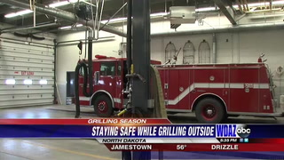 Police send out warning to promote grill safety this summer