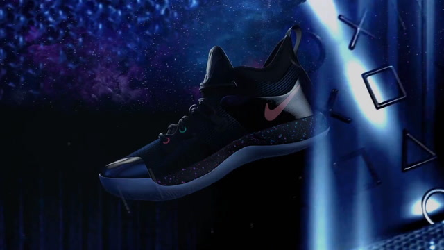 Official Nike PG-2 PlayStation Colorway Shoes Announcement