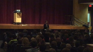 Holocaust survivor talks to Cloquet Middle School students