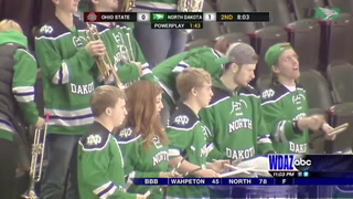 UND women's hockey force Game 3 against Ohio State