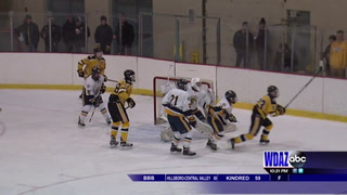 Boys Hockey: Bruins shut down North, 8-0