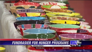 Empty Bowl Project aims to end hunger in Grand Forks