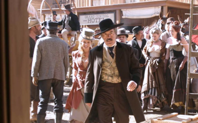 Revival Movie For 'Deadwood' Confirmed By HBO President