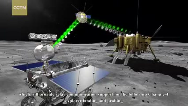 China Chang'e 4 Probe Just Made a Huge Biological Breakthrough on the Moon