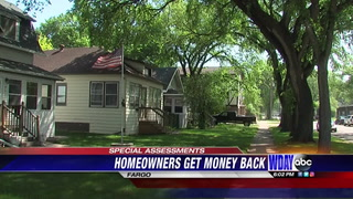 Homeowners to get refunds for special assessments