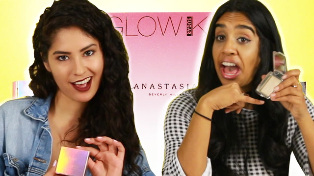 People Try Sephora's Top Rated Highlighters