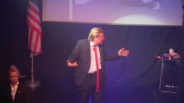 Comedians mock Trump at Edinburgh Fringe Festival
