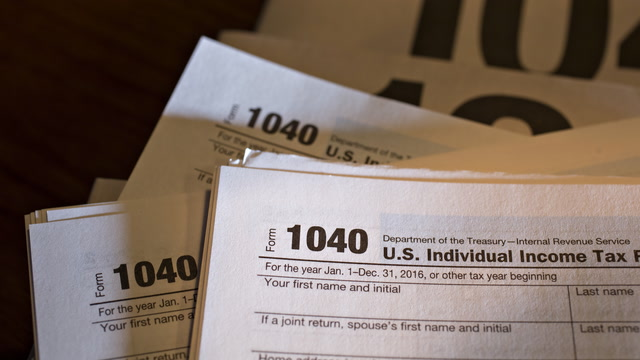 Your tax refund might be a lot smaller this year