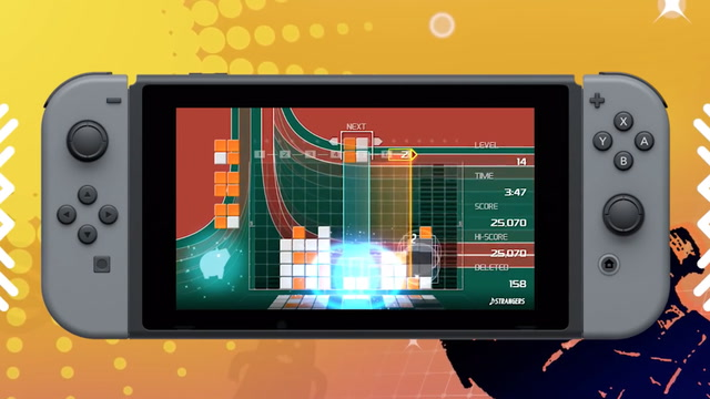 Lumines Remastered - Nintendo Switch Announcement Trailer