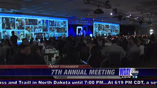 Fargo-Moorhead-West Fargo Chamber celebrates accomplishments in annual meeting