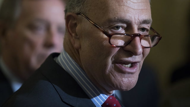 Schumer says Trump's insults of Kim Jong Un are 'risky'