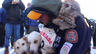 Anderson wins his third John Beargrease Sled Dog Marathon