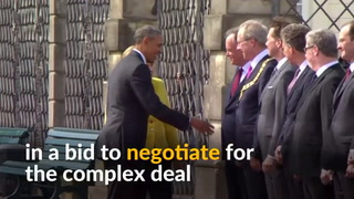Obama pushes for controversial TTIP deal during Germany visit