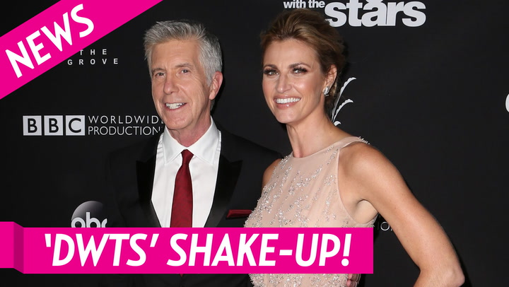 Cheryl Burke Says Tom Bergeron Is 'Super Positive' After 'DWTS' Exit