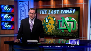 Bison top UND in rivalry game on the diamond