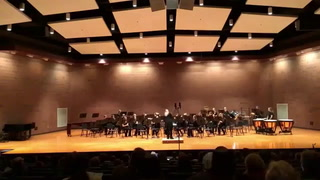 Morris Area concert band performs