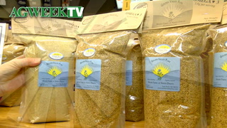 AgweekTV: Flax power