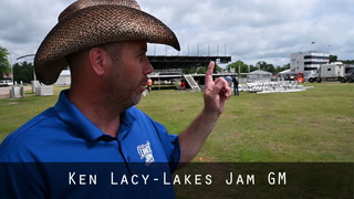Lakes Jam Venue Takes Shape At Bir