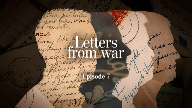 Episode 7 - 1946-2017: After | LETTERS FROM WAR podcast | The Washington Post