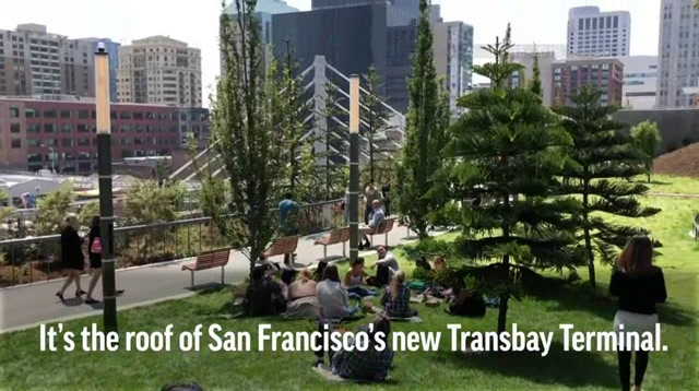 San Francisco unveils $2 billion transit terminal